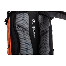 Cube Edge Trail X Action Team - Sac à dos - orange/noir